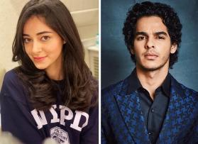 Ananya Panday to be seen with Ishaan Khatter in Ali Abbas Zafar's next