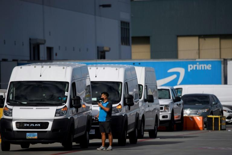 Amazon is expected to keep growing its e-commerce and cloud computing operations amid a transition at the top with Jeff Bezos handing over the job of CEO to longtime executive Andy Jassy