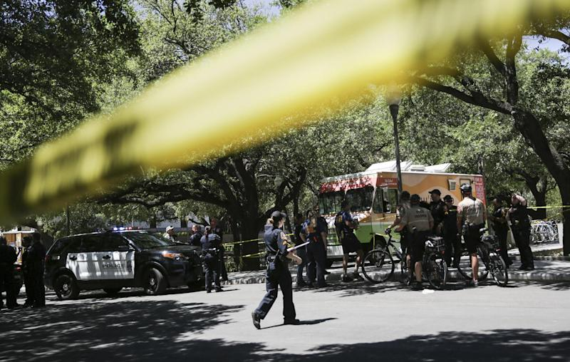 At least one person has been killed and three were injured during a mass stabbing in Austin: AP