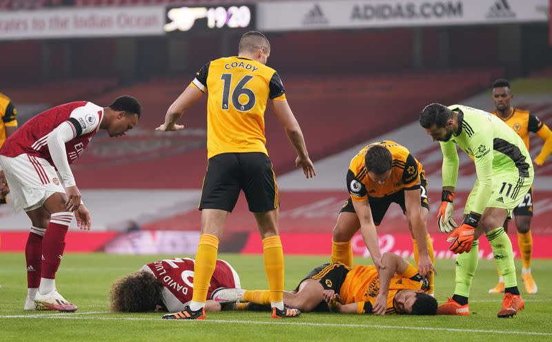 Premier League - Arsenal v Wolverhampton Wanderers