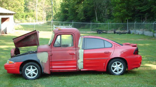 Search For World S Strangest Rat Rod Ends On Knoxville S Craigslist