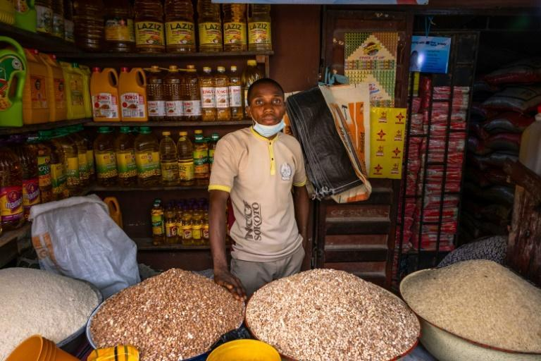 Food prices have increased by more than 22 percent in Nigeria since the start of the coronavirus pandemic