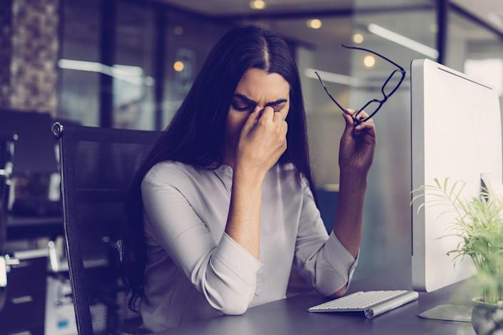 The survey found 47% of its female participants experiencing more stress or anxiety due to the pandemic, while for men, this number stood at 38%.