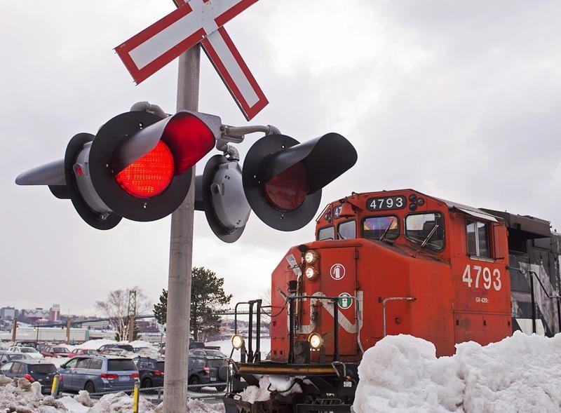 CN Rail confirms job cuts as weakening economy cuts into freight volumes