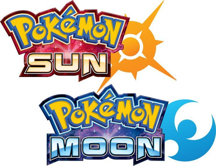 Pokemon Sun and Moon logo