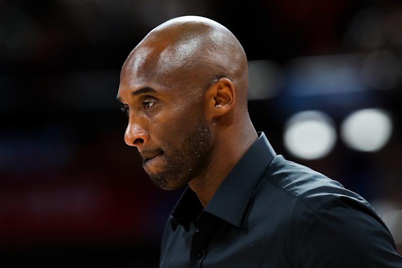 NBA Champion Kobe Bryant Dies in Helicopter Crash in California