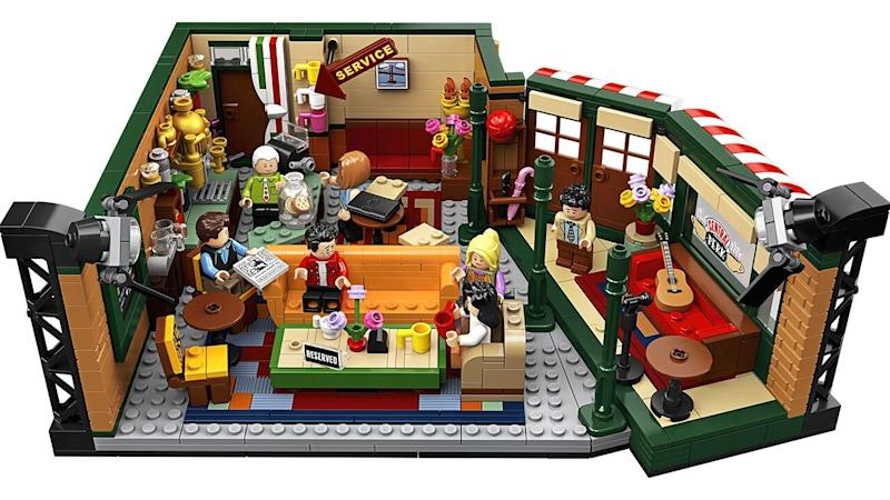 'Friends' Is Getting Its Own Central Perk LEGO Set to Celebrate 25th Anniversary