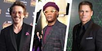 <p>Some people abstain from alcohol because of serious addiction. Others do it because booze just doesn't jive with their lifestyle. Whatever their reasons, these 40 notable men show that you don't always need a drink to feel good and be the best at what you do. </p>