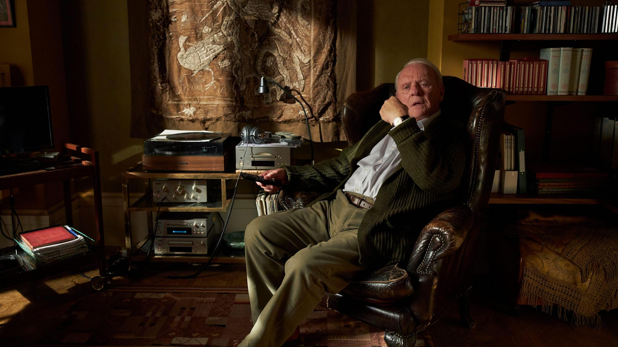 The Father director on Sir Anthony Hopkins' surprise Oscar win