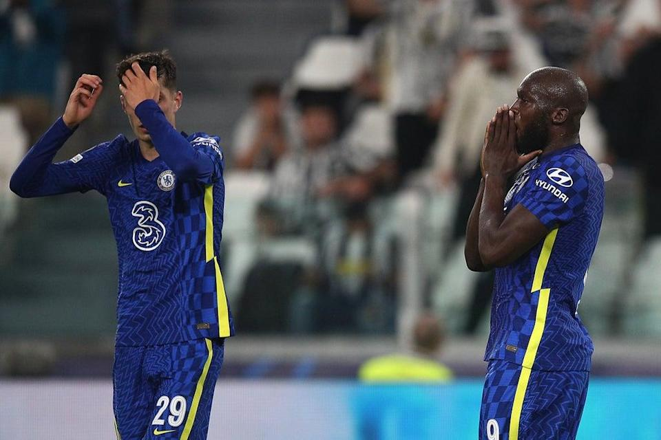 Chelsea slumped to a second successive loss against Juventus in Turin  (Chelsea FC via Getty Images,)