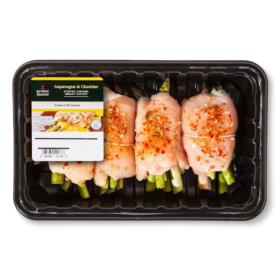 <p>Regulars know Target's meat section is filled with fantastic semi-made options ... that you can pass off as completely homemade.</p>