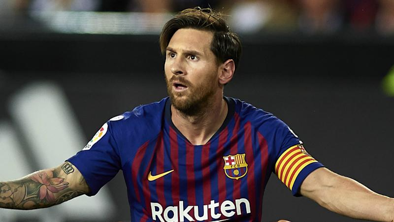 The Argentine superstar has made a speedy recovery from a broken arm, but the decision was taken not to involve him in a European clash with Inter