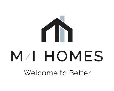 M I Homes Inc Logo Prnewsfoto