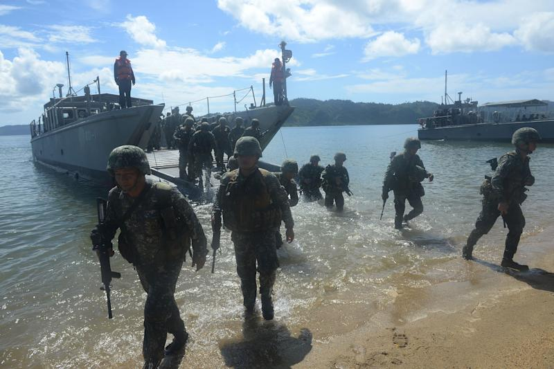 PHILIPPINES-US-MILITARY-DIPLOMACY