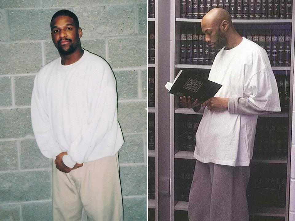Corey Johnson (left) is scheduled to be executed on Jan. 14. Dustin Higgs (right) is set to be put to death on Jan. 15. (Photo: Photos provided by counsel for Johnson and Higgs)