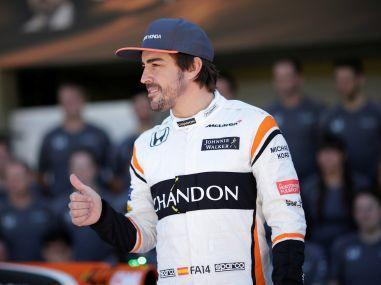 Fernando Alonso faces the busiest year of any Formula One driver but the Spaniard has played down fears he could be spreading himself too thin by competing in two world championships at once.