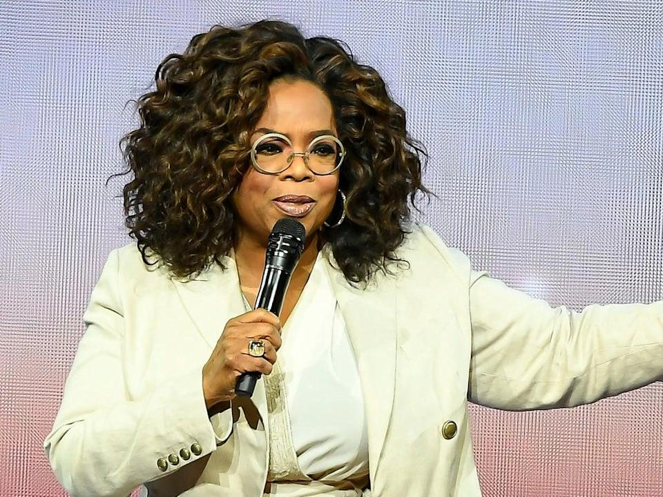 Oprah Winfrey disinvited Franzen from her TV show after his comments about her book club (Getty Images)