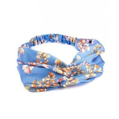 """<h3>Sincerely Jules by Scünci Floral Head Wrap</h3> <br>With cerulean blue satin and a dainty, gold floral print, this elastic headband looks more like a $39.99 buy than a $10 steal.<br><br><strong>Sincerely Jules by Scunci.</strong> Sincerely Jules by Scunci Floral Head Wrap - Blue, $, available at <a href=""""https://go.skimresources.com/?id=30283X879131&url=https%3A%2F%2Fwww.target.com%2Fp%2Fsincerely-jules-by-scunci-floral-head-wrap-blue%2F-%2FA-79438125%23locklink"""" rel=""""nofollow noopener"""" target=""""_blank"""" data-ylk=""""slk:Target"""" class=""""link rapid-noclick-resp"""">Target</a><br>"""