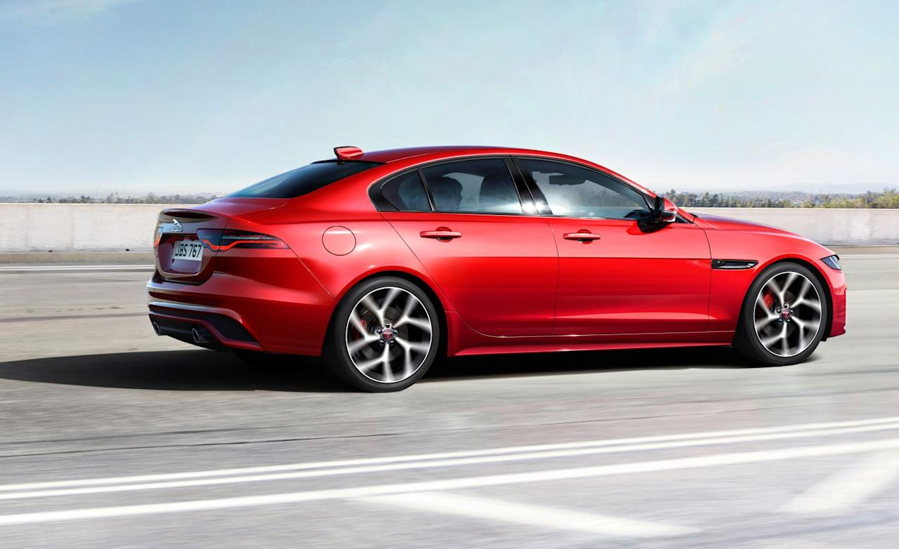 """<p>We reported a <a href=""""https://www.caranddriver.com/news/a26541043/2020-jaguar-xe-sedan-photos-info/"""" target=""""_blank"""">full rundown of the XE's changes for 2020</a> earlier this year, but after our day behind the wheel in southern France, we can characterize some of these changes as subtle, while others, particularly in the interior, are comprehensive and effective.</p>"""