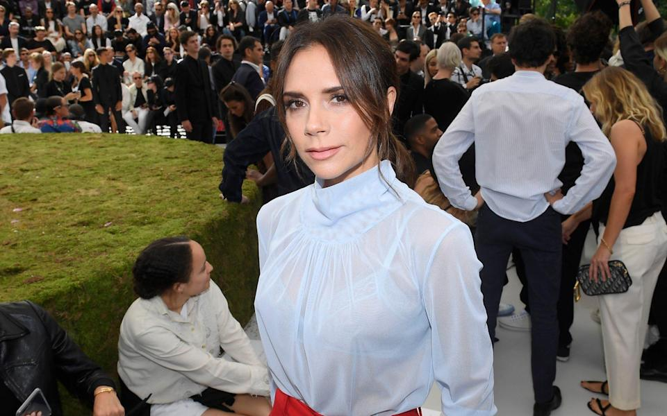 Victoria Beckham - Victor Boyko/Getty Images for Dior