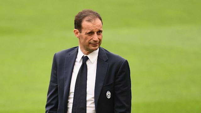 Juventus coach Massimiliano Allegri is confident his side can hold off Barcelona providing they play their own game and do not sit back.