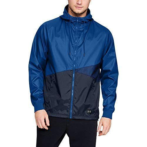 """<p><strong>Under Armour</strong></p><p>amazon.com</p><p><strong>$51.00</strong></p><p><a href=""""http://www.amazon.com/dp/B077XQ1P56/?tag=syn-yahoo-20&ascsubtag=%5Bartid%7C2140.g.25752244%5Bsrc%7Cyahoo-us"""" rel=""""nofollow noopener"""" target=""""_blank"""" data-ylk=""""slk:Shop Now"""" class=""""link rapid-noclick-resp"""">Shop Now</a></p><p>Spring is almost here (🙏), but he still needs wind protection when he hits the pavement.</p>"""