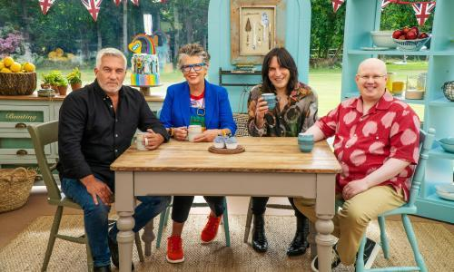 TV tonight: battenberg in a bubble as Bake Off returns