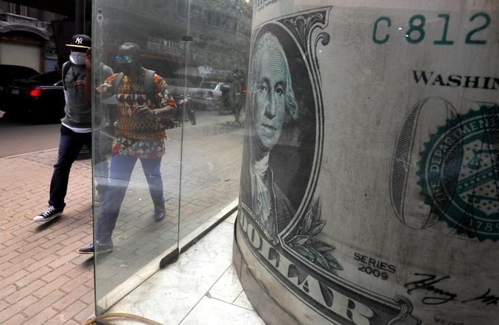 Currency black market re-emerges in Egypt as coronavirus spreads