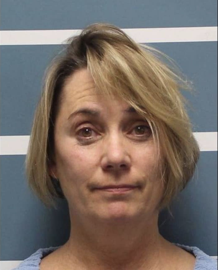 Margaret Gieszinger's mugshot. (Photo: Courtesy of Tulare County Sheriffs Department)