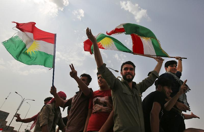 Iran opposed Iraqi Kurds holding an independence referendum in September (AFP Photo/AHMAD AL-RUBAYE)