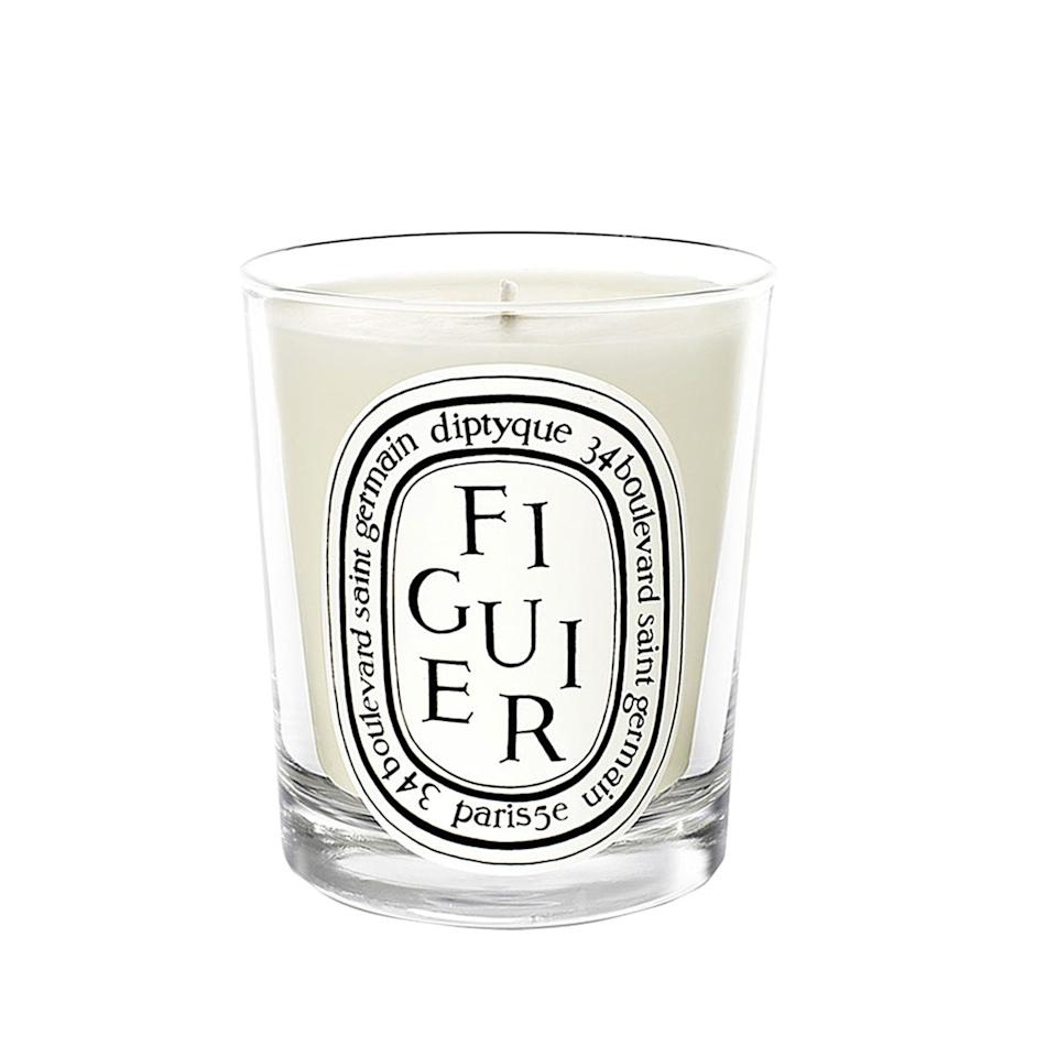 """There's never a better time than a sale to grab a Diptyque candle, but especially now that we'll all be stuck inside for a few weeks. All the scents are lovely, but the figgy Figuier is perfect for turning your apartment into a cozy spa. $68, Nordstrom. <a href=""""https://m.shop.nordstrom.com/s/diptyque-figuier-fig-tree-candle/3228002/full?origin=category-personalizedsort&breadcrumb=Home%2FSale%2FBeauty&color=none"""">Get it now!</a>"""