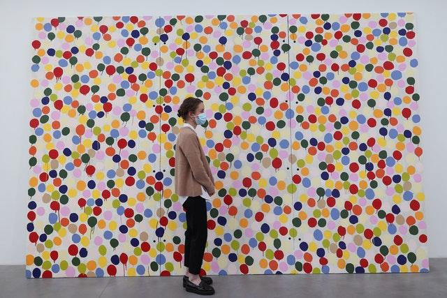 Damien Hirst exhibition at Newport Street Gallery
