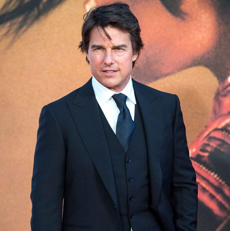 Tom Cruise is a devout Scientologist. (Photo: Samir Hussein/WireImage)