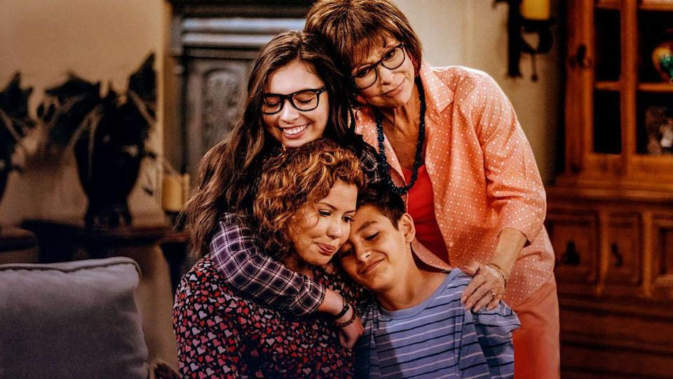 """<p>While the newest season aired on Pop TV, you can catch the first three season of the show on Netflix. The reboot of this beloved Norman Lear-created show is all about a strong family bond that can't be broken. The kids will definitely be able to relate to either Alex or Elena. </p><p><a class=""""link rapid-noclick-resp"""" href=""""https://www.netflix.com/watch/80994155"""" rel=""""nofollow noopener"""" target=""""_blank"""" data-ylk=""""slk:WATCH NOW"""">WATCH NOW</a></p>"""