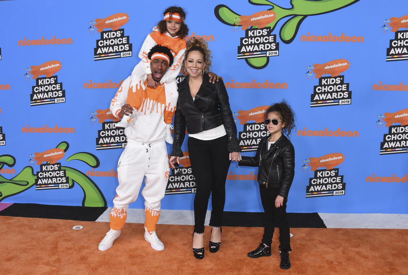 Celebrities At Kids Choice Awards Praise Youth Marches
