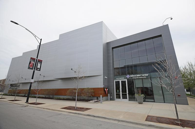 Bulls expect strong attendance for group workouts at Advocate Center