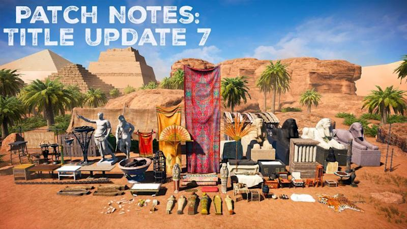 Far Cry 5 Title Update 7 Patch Notes Assassin S Creed Origins Comes To Montana
