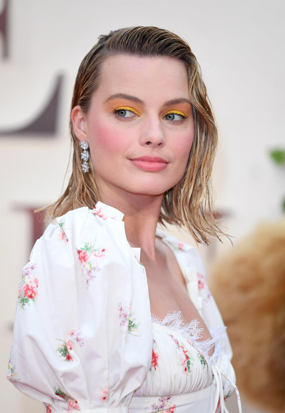 "<p>If 2020 taught us anything about makeup it's that sometimes less is more. ""I'm loving simple, single-colored eyeshadow,"" said New York City-based celebrity makeup artist <a href=""https://www.instagram.com/makeup_cara/?hl=en"" class=""link rapid-noclick-resp"" rel=""nofollow noopener"" target=""_blank"" data-ylk=""slk:Cara Lovello"">Cara Lovello</a>. She recommended pairing it with light makeup, fluffy brows, and a tinted balm on the lips. </p> <p>Shop the Trend: <span>Smashbox Always On Cream Eyeshadow</span> ($22), <span>Trinny London Eyetallics Eyeshadow</span> ($29)</p>"