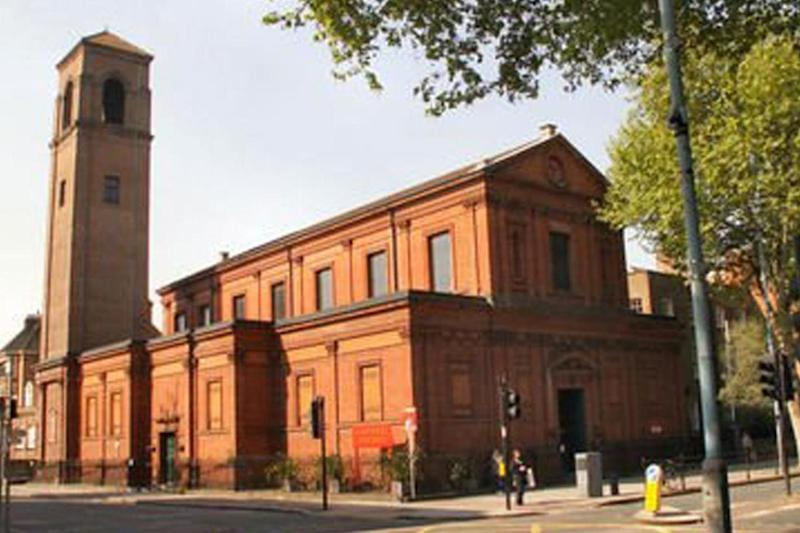 Opposition: The Church of Our Lady of Grace & St Edward in Chiswick