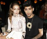 "<p>Gigi Hadid shared the news of her new arrival on <a href=""https://www.instagram.com/p/CFgSR7mHV7y/"" rel=""nofollow noopener"" target=""_blank"" data-ylk=""slk:Instagram"" class=""link rapid-noclick-resp"">Instagram</a> writing, ""Our girl joined us earth-side this weekend and she's already changed our world. So in love.""</p> <p>Malik confirmed the news on Twitter, sharing a photo of him holding his daughter's hand.</p> <p>""Our baby girl is here, healthy & beautiful to try put into words how i am feeling right now would be an impossible task. The love i feel for this tiny human is beyond my understanding. Grateful to know her, proud to call her mine, & thankful for the life we will have together x,"" he <a href=""https://twitter.com/zaynmalik/status/1308947122126032896?s=20"" rel=""nofollow noopener"" target=""_blank"" data-ylk=""slk:wrote"" class=""link rapid-noclick-resp"">wrote</a>.</p>"
