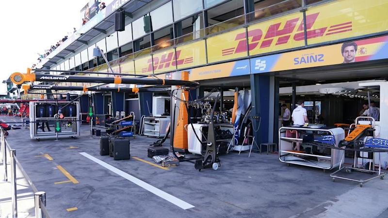 McLaren has withdrawn from the Australian GP after a positive test to coronavirus