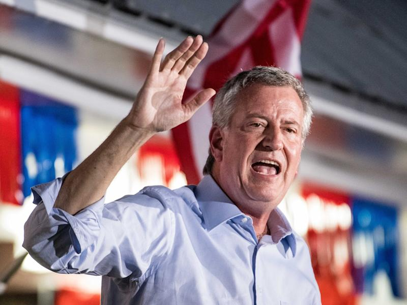 NYC's De Blasio Ends Presidential Run After Low Poll Numbers