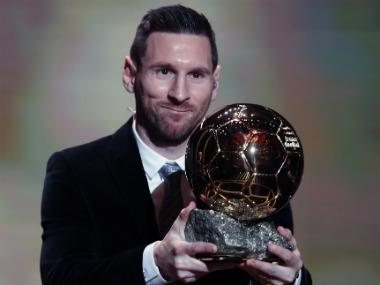 Ballon d'Or 2019: Lionel Messi the 'greatest player of all time', says Barcelona president Josep Maria Bartomeu after midfielder wins sixth time
