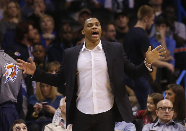 Source: Thunder optimistic Russell Westbrook will return Thursday against Heat