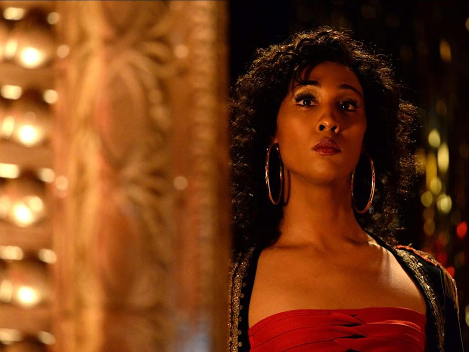 "MJ Rodriguez was nominated for a 2020 Critics' Choice Award for her work on ""Pose."""