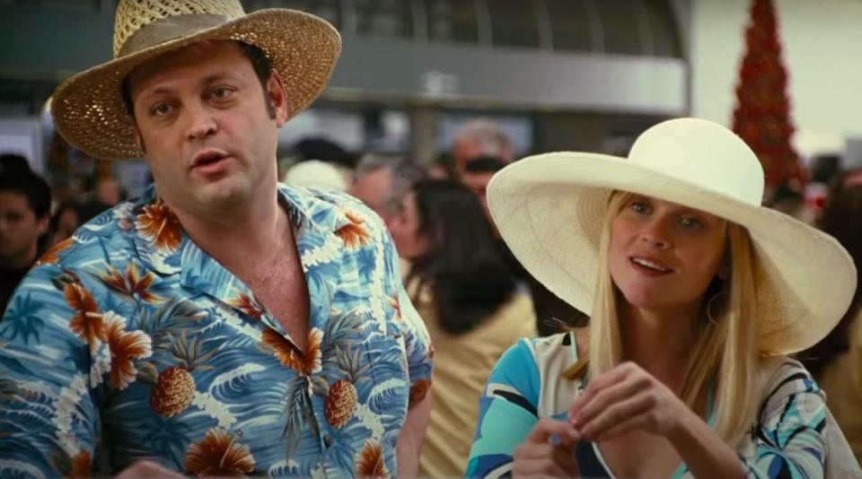 Reese Witherspoon in Four Christmases