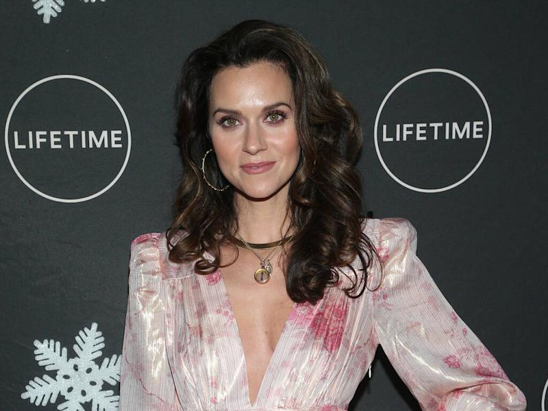 Hallmark rep denies Hilarie Burton ever worked for network following inclusivity claims