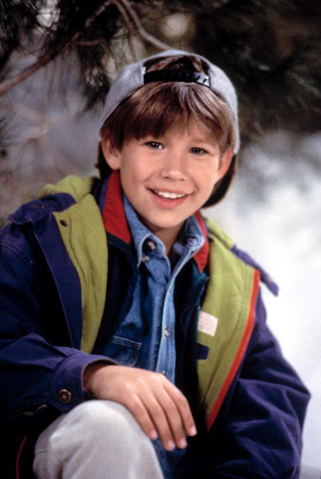 "Jonathan Taylor Thomas stars as Randy Taylor in ""Home Improvement."""