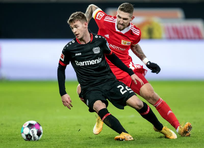 Bundesliga - 1. FC Union Berlin v Bayer Leverkusen