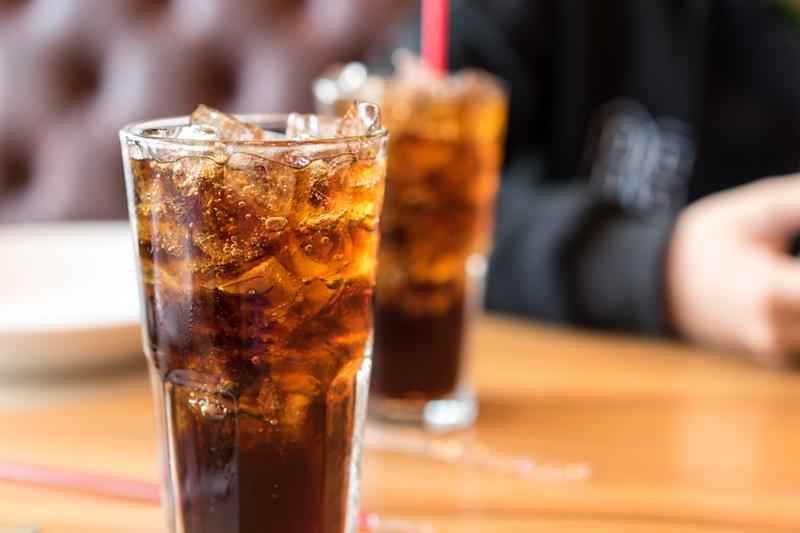 A new study from France has linked daily consumption of sugary drinks and juices to an increased risk of developing cancer — including breast. Experts weigh in. (Photo: Getty Images)